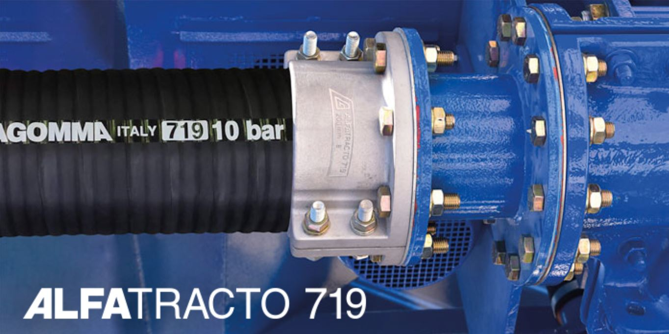 ALFATRACTO 719 – Abrasive slurry handling system