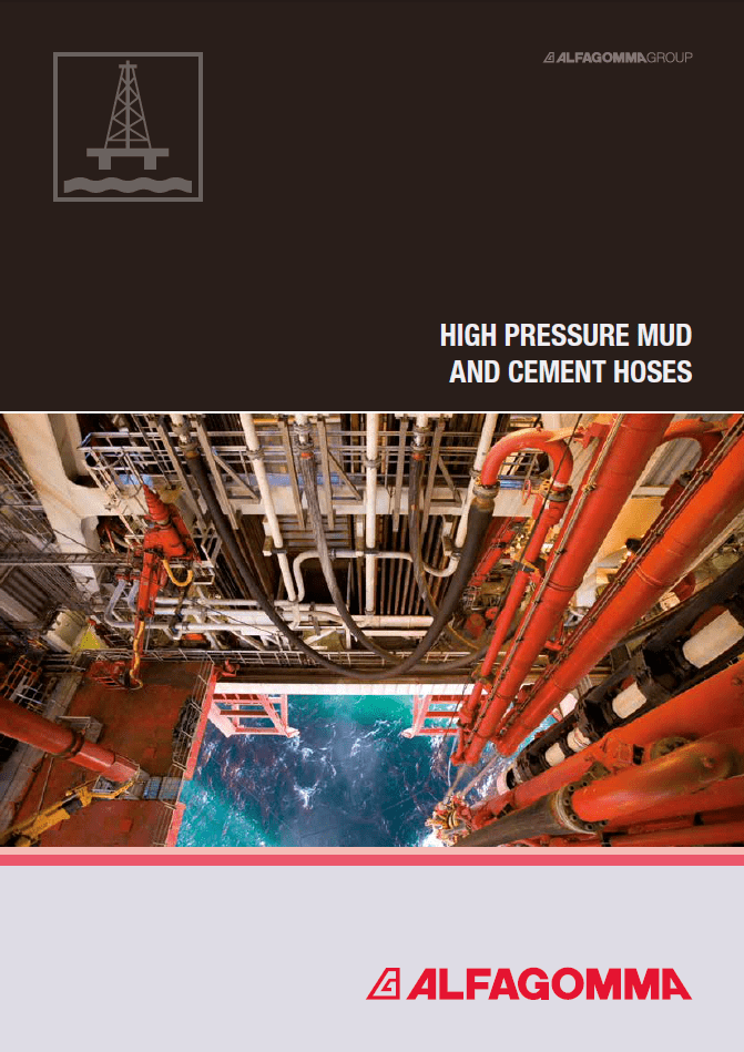 High Pressure Mud and Cement Hoses