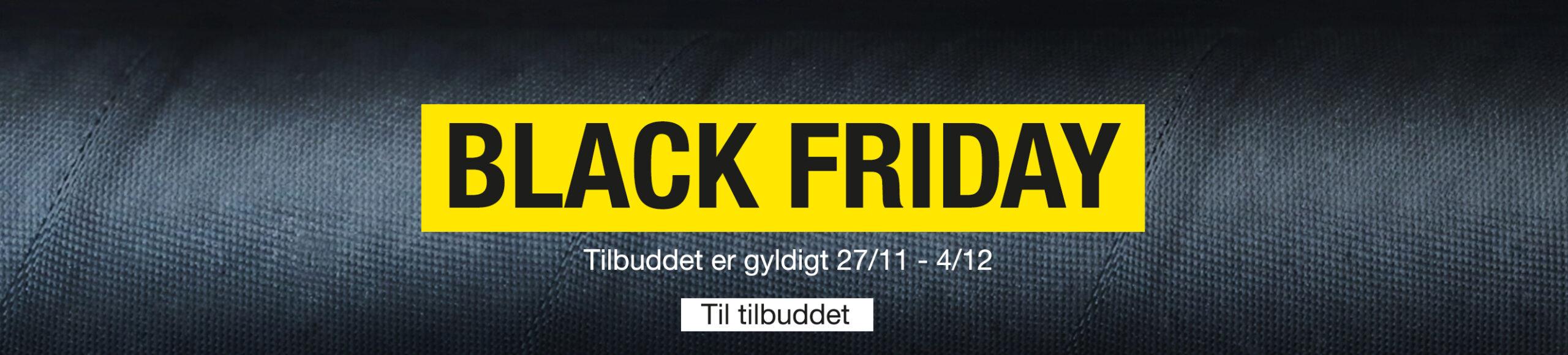 Black friday 2020 DK ny