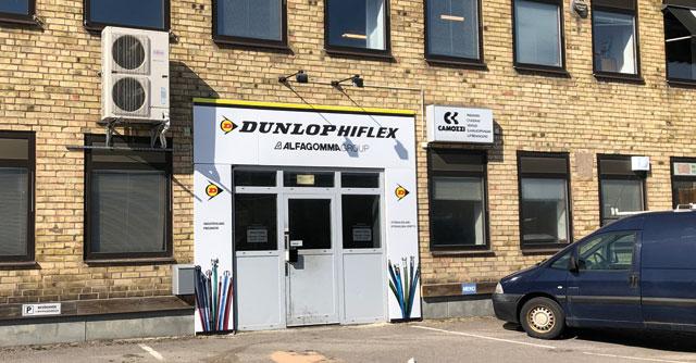 Dunlop Hiflex Norrköping Slangservice