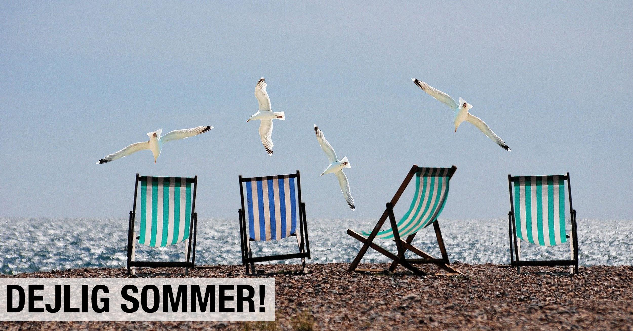 Dejlig sommer