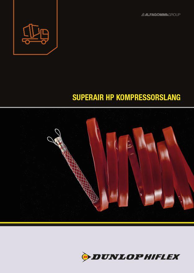 SuperAir HP Kompressorslang
