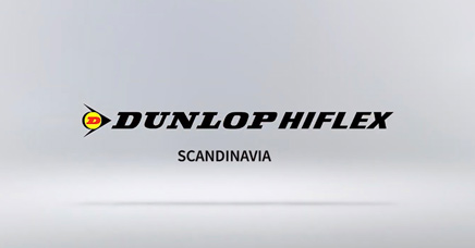 Ny firma video Dunlop Hiflex Scandinavia