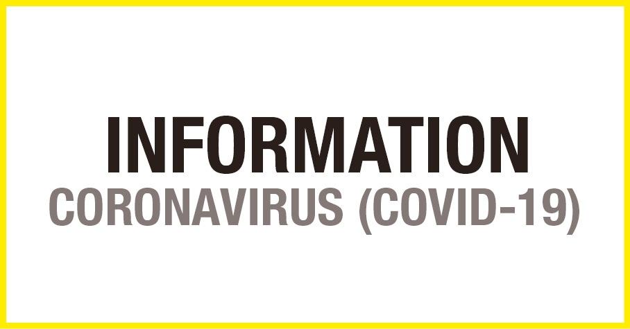 Information Corona Virus (Covid-19)
