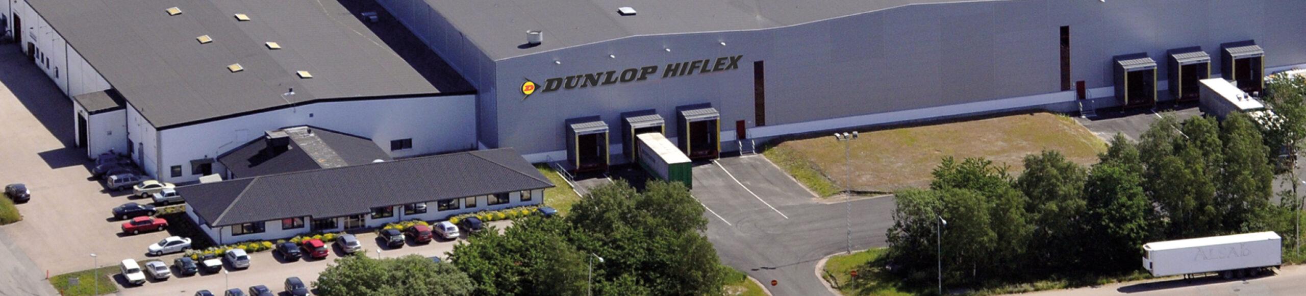 Dunlop Hiflex Scandinavia Dunlop Hiflex Sverige