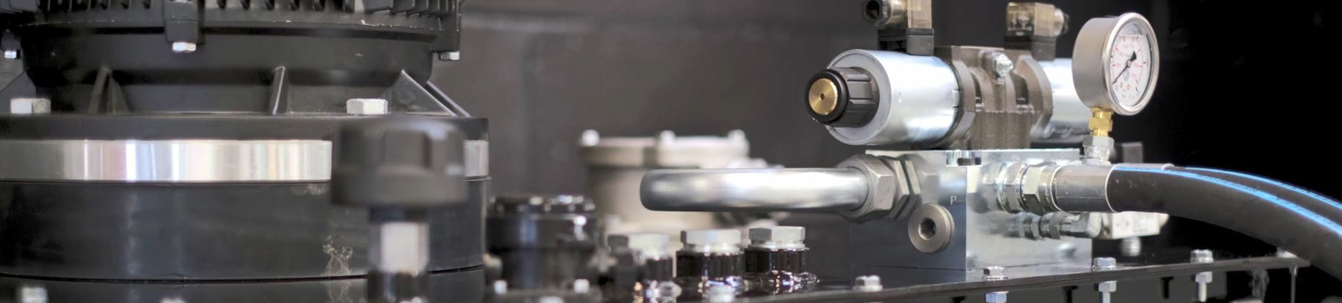 hydraulikkomponenter från kända varumärken