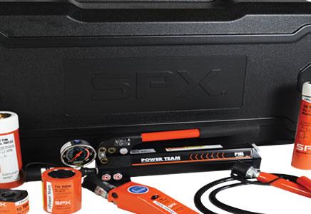 Hydraulic<br>Tools